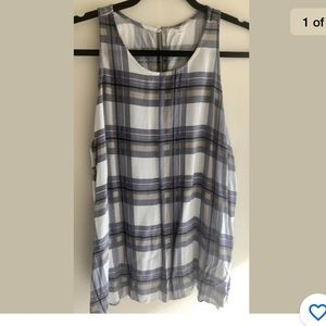 Old Navy High-Low Tank XL